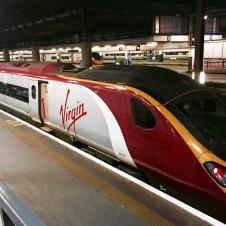 Virgin Trains -London Euston